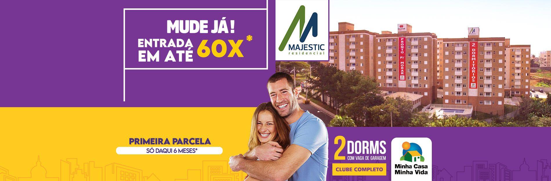 Majestic Apartamentos Sorocaba - SP - Magnum Construtora