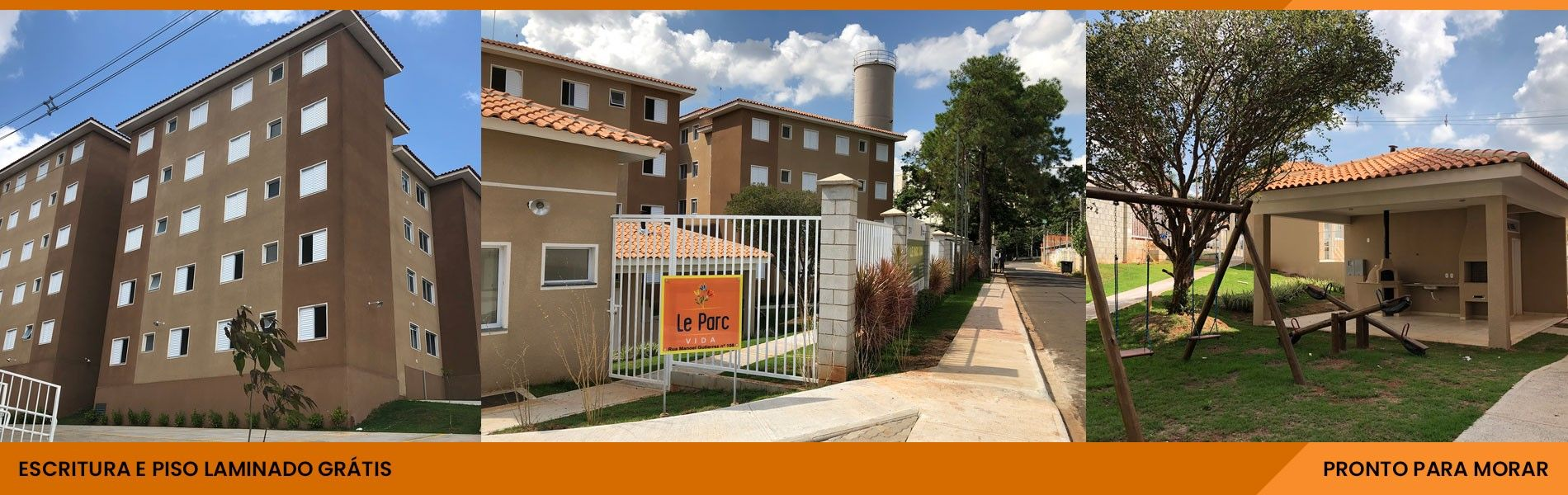 Le Parc Vida Apartamentos Sorocaba - SP - Magnum Construtora