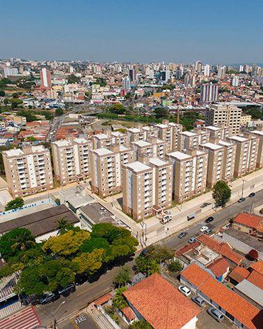 Villa de Espanha - Apartamentos em Sorocaba - SP