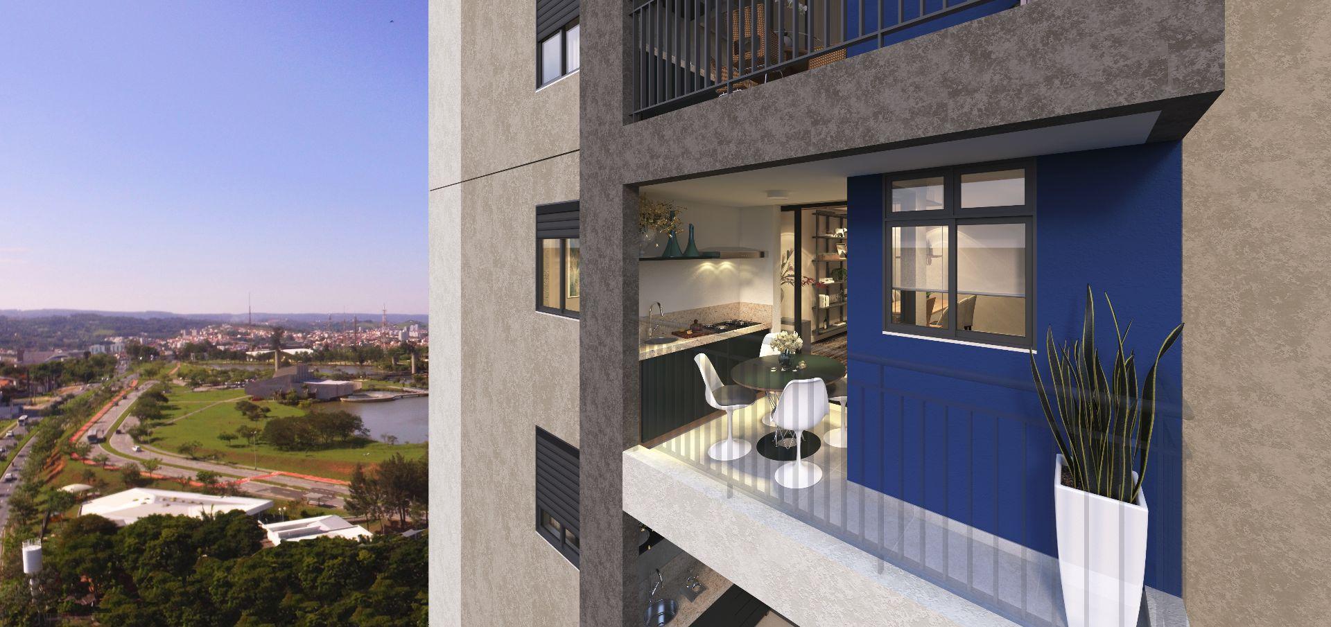 Evolution Boa Vista Apartamentos Sorocaba - SP - Magnum Construtora