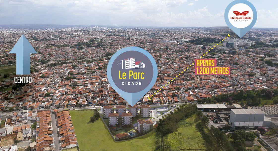 Le Parc Cidade - Imagem Aérea